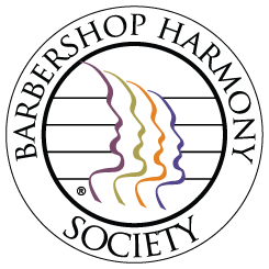Members of the Barbershop Harmony Society